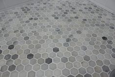 "Floor tile from One Project Closer's ""Before and After"" Series Weekly Winner! 