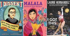 A Mighty Girl's top picks of the best new biographies for children and teens about incredible women from around the world.