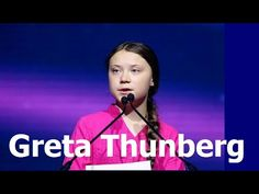 Greta Thunberg at the UN Climate Action Summit 2019 rebukes world Leaders