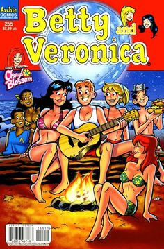 """Which """"#Archie"""" Character Are You? I GOT BETTY!! YESSSSSSSSS!!!! #bettycooper #archiecomics"""