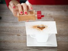 Tumblr Cafe, Napkin Rings, Heart Ring, Romance, Party, Food, Coffee Lovers, Iphone, Romantic Ideas