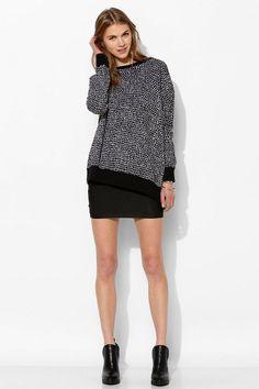 adidas X UO Jacquard Sweater #urbanoutfitters