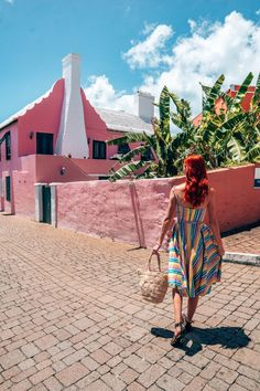 The Perfect 3 Day Bermuda Itinerary - Globetrotting Ginger Bermuda Vacations, Bermuda Travel, Places To Travel, Places To See, Bermuda Island, Vacation Outfits, Solo Vacation, Island Outfit, Us Sailing