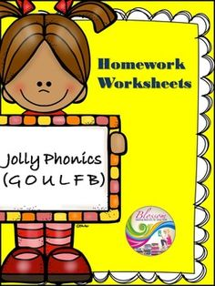 Worksheet School Home Connection Worksheets whats for homeworkbased on the jolly phonics workbook i have created these