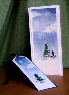 Christmas Cards – Green Lane Arts – original watercolour designs Source by Glselen Watercolor Christmas Cards, Diy Christmas Cards, Noel Christmas, Christmas Music, Xmas Cards, Holiday Cards, Christmas Crafts, Christmas Decorations, Watercolor Bookmarks