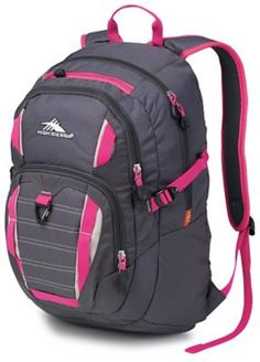 Shop Staples® for High Sierra Polyester Ryler Backpack 20'' x 13.5'', Mercury, Almond & Fuchsia. Enjoy everyday low prices and get everything you need for a home office or business. Staples Rewards® members get free shipping every day and up to 5