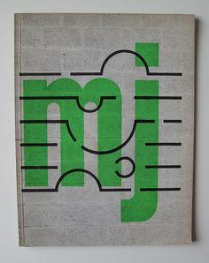 Museumjournaal, Jurriaan Schrofer 1966/67