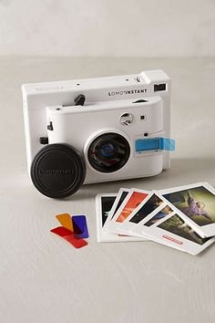 Anthropologie - Lomo' Instant Camera & Lens Collection