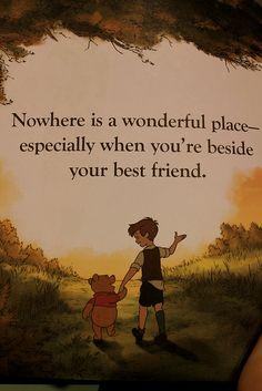 @Robin S. Bell  BEST FRIENDS MAKE THE WORLD GO ROUND.