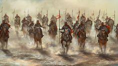 Hussardos da Dumnonia