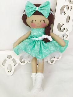 Fabric dolls- Cloth baby doll, Handmade Dolls, Soft Doll, Gifts for Girls