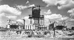 KultWarszawa: Historia Pałacu Kultury i Nauki