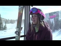 Jen Hudak on Body Image Struggles, Ski Industry BS, and Sarah Burke's Death Teton Gravity Research, How To Run Faster, Body Image, Are You Happy, Riding Helmets, Skiing, Exercise, Death, Photography
