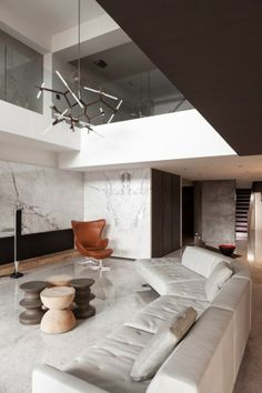 Luzhou Penthouse by Wei Yi Design