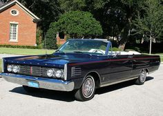 1965 Mercury Park Lane convertible Maintenance/restoration of old/vintage vehicles: the material for new cogs/casters/gears/pads could be cast polyamide which I (Cast polyamide) can produce. My contact: tatjana.alic@windowslive.com