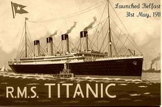 Postcard from the Titanic