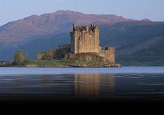 Glasgow Scotland - instead of seeing Loch Lamond - my hostess took me mountain climbing.