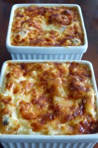 Clafoutis of the sea - Recette - Meat Recipes Baked Chicken Recipes, Healthy Crockpot Recipes, Grilling Recipes, Fish Recipes, Meat Recipes, Asian Recipes, Cooking Recipes, Whole Snapper Recipes, Brunch Recipes