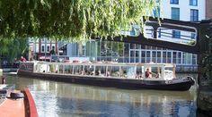 London Waterbus Canal Trips