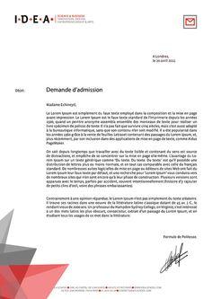 IDENTITE VISUELLE DECLINAISON PRINT Declinaison De Lidentite IDEA Papier A En Tete