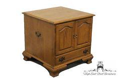 Vintage Maple Furniture Ethan Allen Nutmeg Maple
