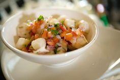 Peruvian Ceviche Recipe - Citrus-Marinated Seafood