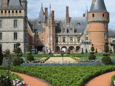 Royal Residence, Secret Gardens, Another World, Town Hall, Versailles, Amazing Places, Temples, Renaissance, The Good Place