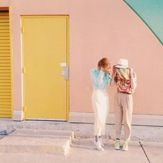 Sonagur – Young female band in the making Pastel Photography, Peach Aesthetic, Color Harmony, Young Female, Pastel Colors, Summer Colours, Vintage Colors, Color Patterns, Color Inspiration