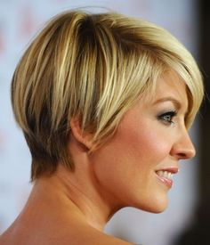 short hair styles     I love this, it looks live very easy care.