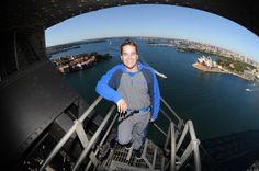 To Do: Sydney Harbor Bridge Climb.