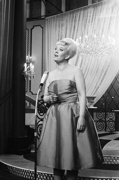 Inger Jacobsen - Norway - Place 10 - Eurovision Song Contest 1962