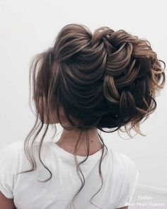 big + beautiful updos for long hair