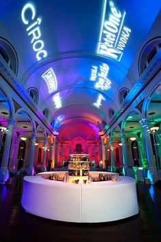 Corporate Events – Vibiana - New Deko Sites