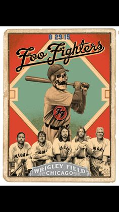 Foo Fighters Chicago 2015