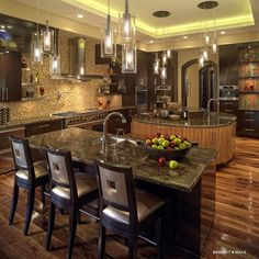 obsessed with this kitchen