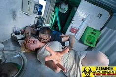 The Fear #hauntedhouse is better than ever before! Open Thurs-Sun starting Oct. 2!