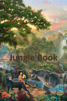 Watch Jungle Book Full-Movie