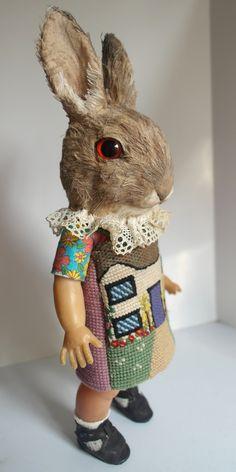 Babby House Bunny. https://www.facebook.com/AnnabelMontgomerie