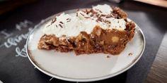 Chocolate Caramel Crunch Pie