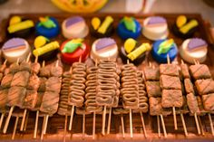 A Fun Filipino Fiesta I am a huge fan of Filipino culture, which is why I had a huge smile on my fac Diy Party Themes, Fiesta Theme Party, Party Ideas, Filipiniana Wedding Theme, Boho Wedding, Dream Wedding, Kids Birthday Themes, 70th Birthday, Baby Shower Desserts
