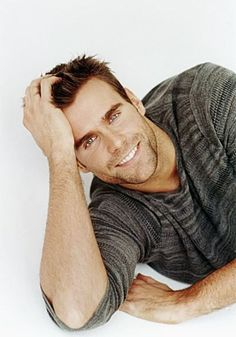 The ever so gorgeous inside and out Cameron Mathison. He played Ryan Lavery, or Ryass as we came to call him, on All My Children.