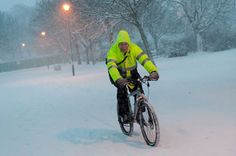 WINTER CITY CYCLING City cycling is about arriving at your destination looking and feeling good off the bike as well as practical and safe when on the bike. Winter city cycling is about doing it when it's cold. This is very much from a British perspective. http://www.welovecycling.com/25842/winter-city-cycling/