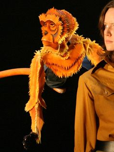 Blind Summit Theatre - Cutting Edge Puppetry