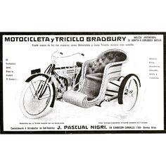 Motocicleta #1912 #argentina #buenosaires #ads #vintage
