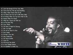 Barry White Greatest Hits HD/HQ | The Best Of Barry White Songs - YouTube