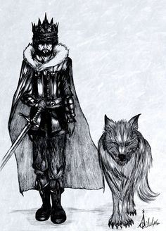 The King In The North by FelipeLimaSesshy on DeviantArt