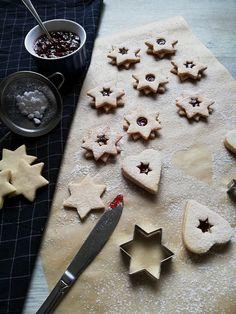 Christmas Sweets, Raw Vegan, Gingerbread Cookies, Baked Goods, Ham, Gluten Free, Baking, Desserts, Paleo