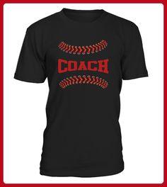 Baseball Softball TBALL Coach Tshirt - Basketball shirts (*Partner-Link)