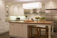 South End Kitchen - traditional - kitchen - boston - Persephone Irene Design