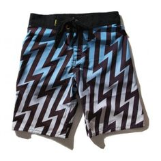 Munster kids nuts and bolts board short